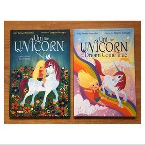 Uni the Unicorn Book Bundle 🦄💜